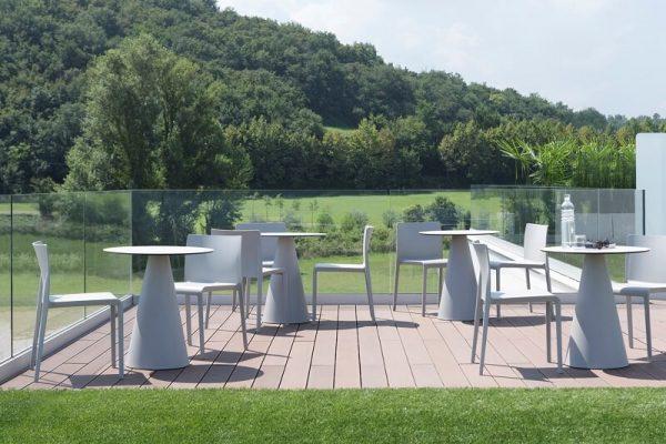 balkon inrichting meubilair design | van de wetering | werkplekregisseur