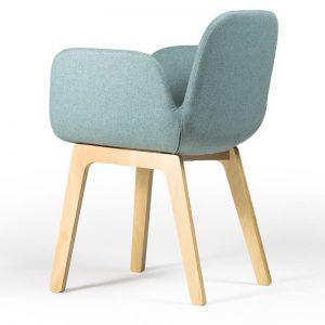 scandinavisch design stoel | van de wetering | werkplekregisseur