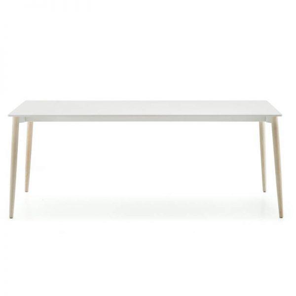 design vergadertafel scandinavisch | van de wetering | werkplekregisseur