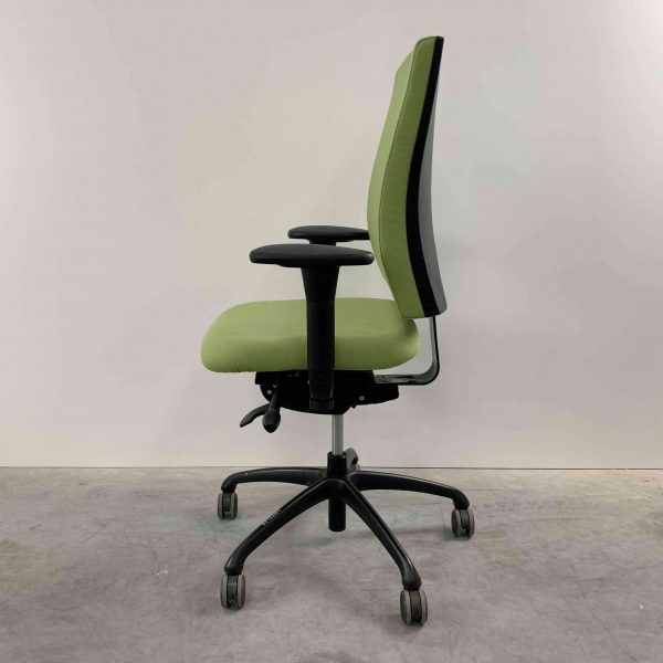 Loffler bureaustoel gebruikt