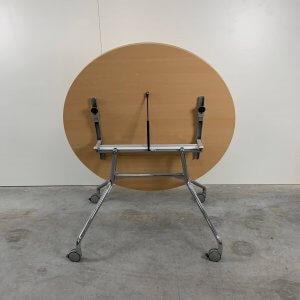 Kusch+Ko klaptafel op wielen | Van de Wetering Facilitaire Diensten